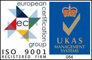 UKAS 9001 certified